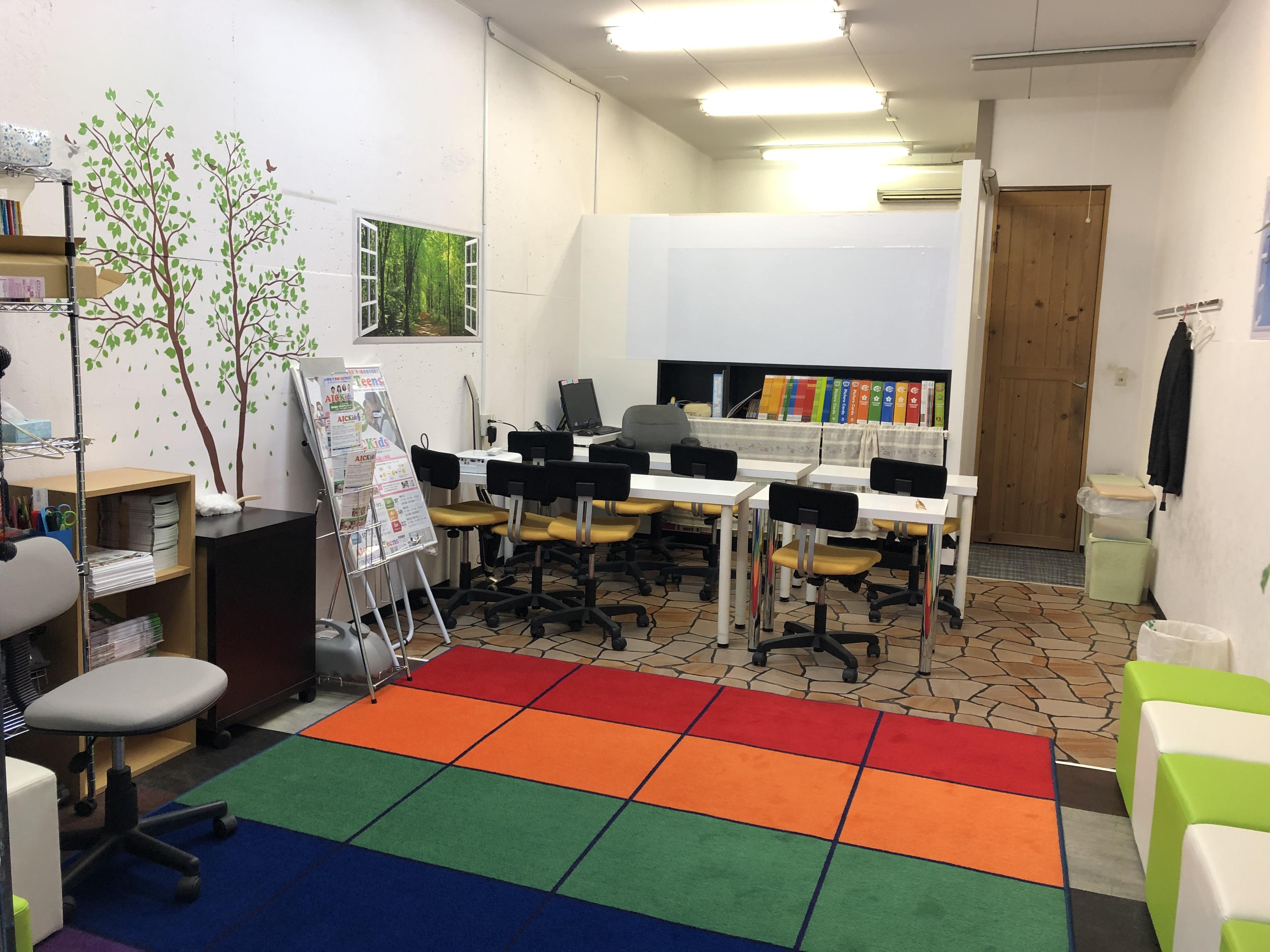 初公開!教室工事風景