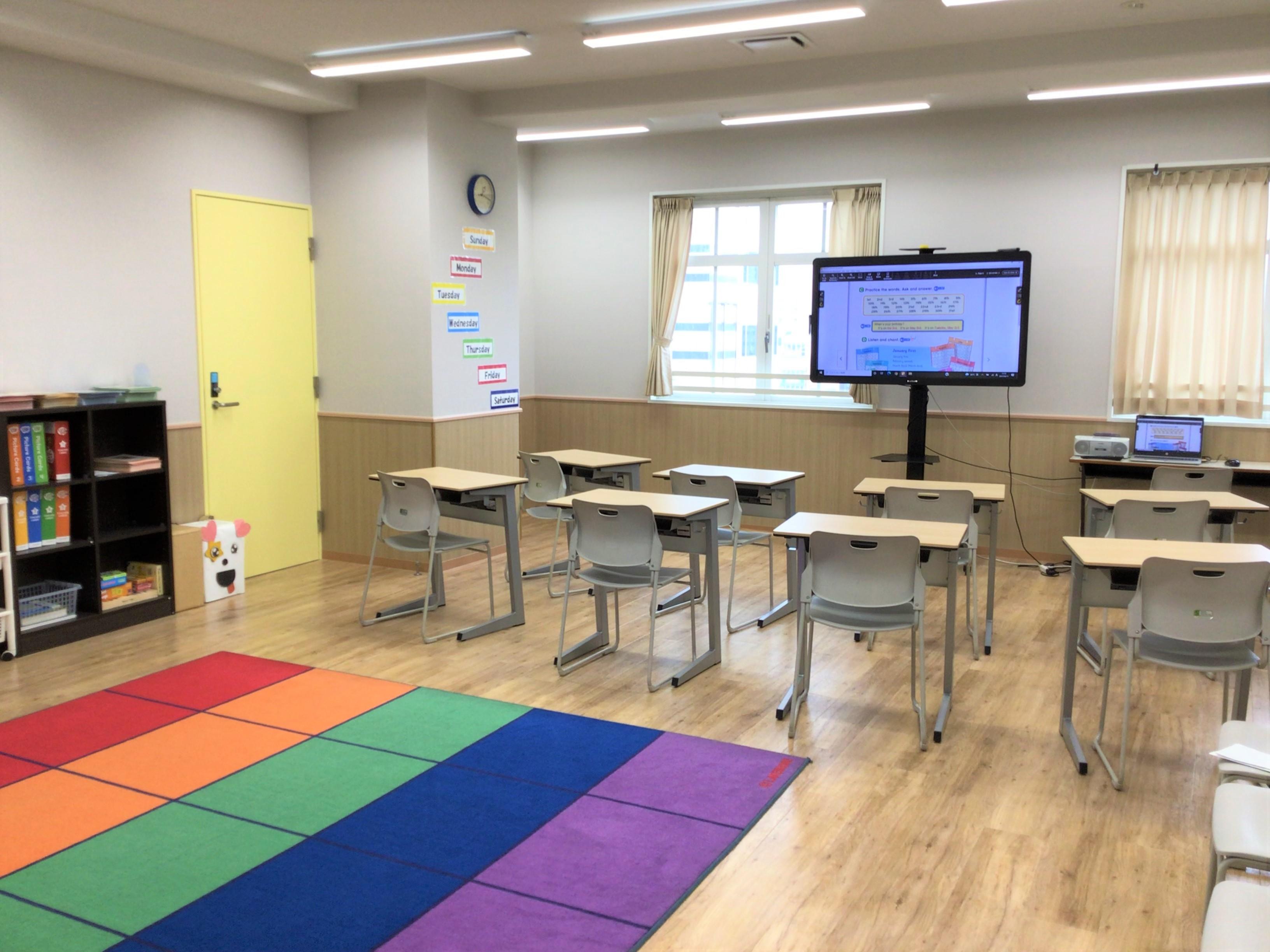 ★AICKidsの教室★