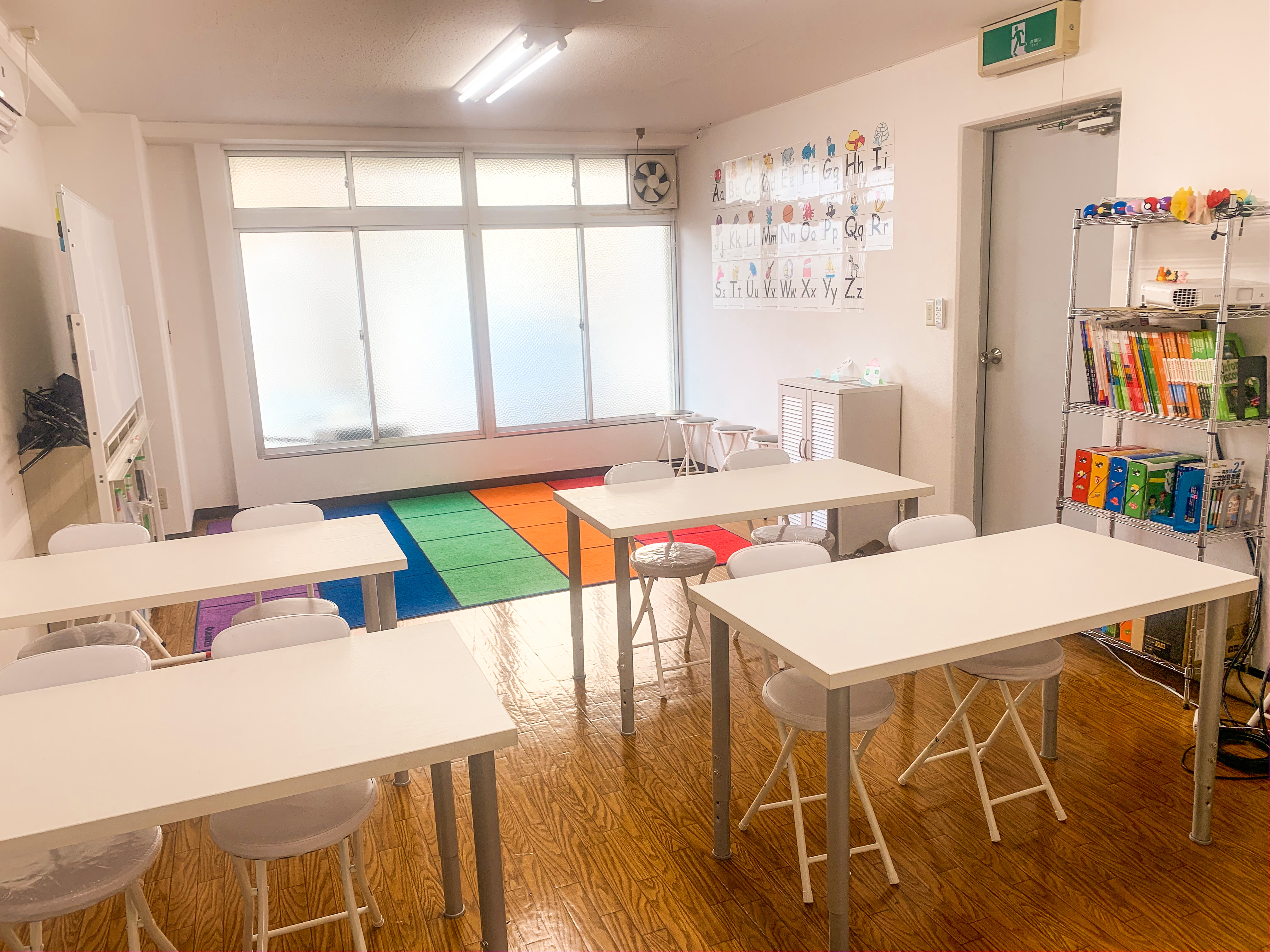 AIC松山校の教室です!SNSも公開中!