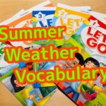 Summer Weather Vocabulary